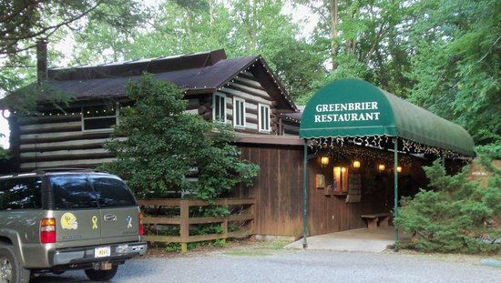 Greenbrier Restaurant Gatlinburg Menu Prices Reviews Tripadvisor