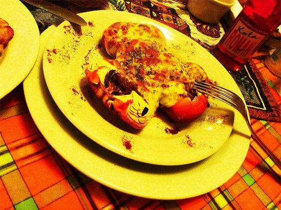 Caribbean Place Donde Martin: Cangrejo negro em 3 sabores