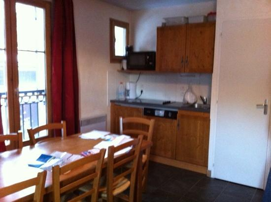 Lagrange Confort+ Residence Les Arolles: St Gervais