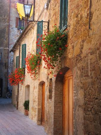 B&B Camere Andrei: The charming town with flowers