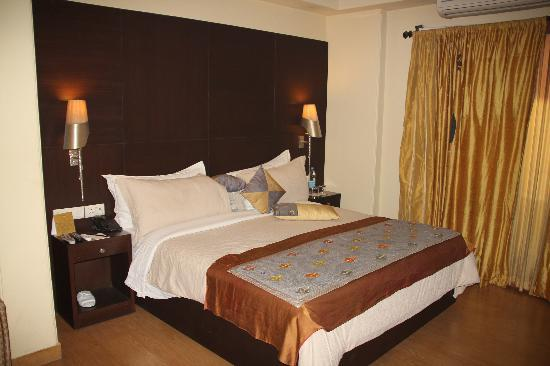 juSTa Greater Kailash, New Delhi : chambre