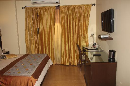 juSTa Greater Kailash, New Delhi: chambre