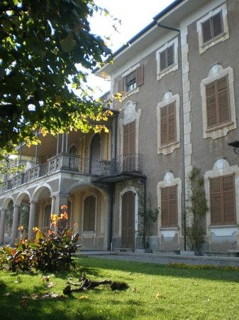 Varese, Włochy: villa mylius