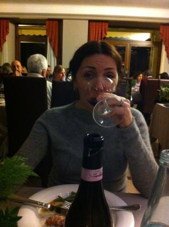 Hotel Belvedere Wellness & SPA: Barbar......esco