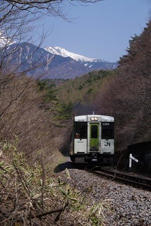Scenic Railway: 小海線と八ヶ岳
