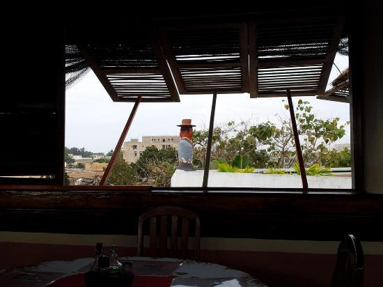 Hotel Equateur : Rooftop terrace