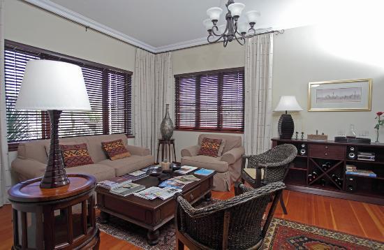 Meerkat Guesthouse: comfortable lounge area