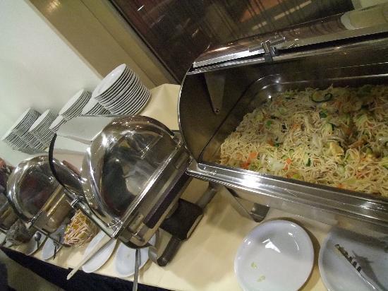 Hotel Excelsior: 朝食