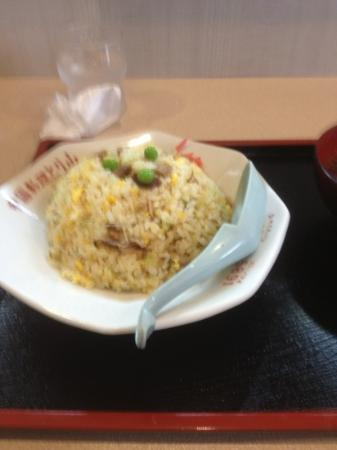 Toriyama: チャーハンも最高