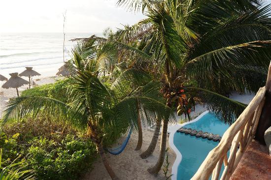 Zulum Beach Club + Cabanas : Hotelpool