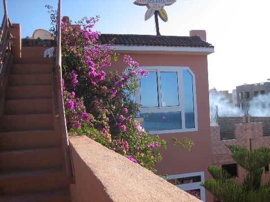 Villa Solaria: notre chambre