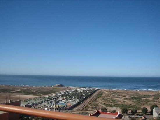 Villa Solaria: vue sur la mer