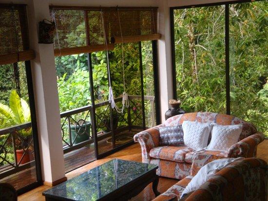 Nanga Damai Homestay: im Haus