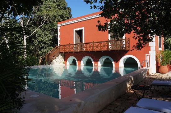 Hacienda Santa Rosa, A Luxury Collection Hotel, Santa Rosa: Hotelpool