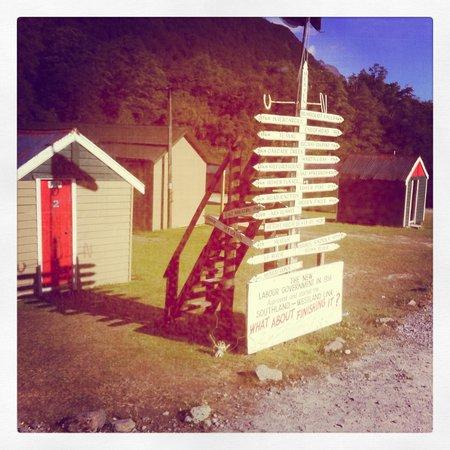 Gunn's Motor Camp: gunn's camp
