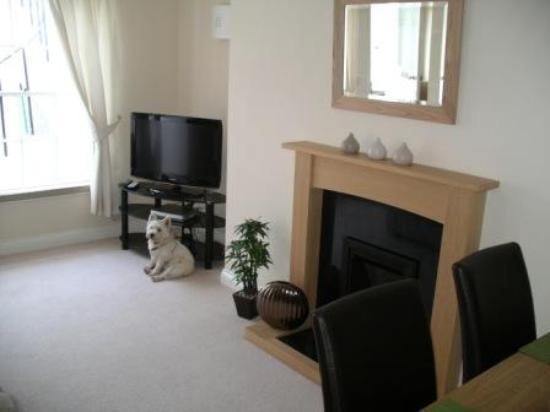 Seascape-Sidmouth Apartments: Seascape-Sidmouth Bedroom 2