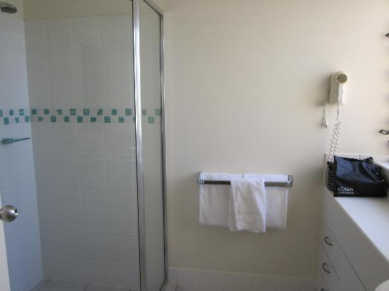 Montpellier Boutique Resort: Ensuite bathroom