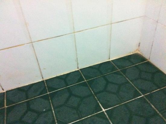 جراند بارونج ريزورت: Filthy bathroom