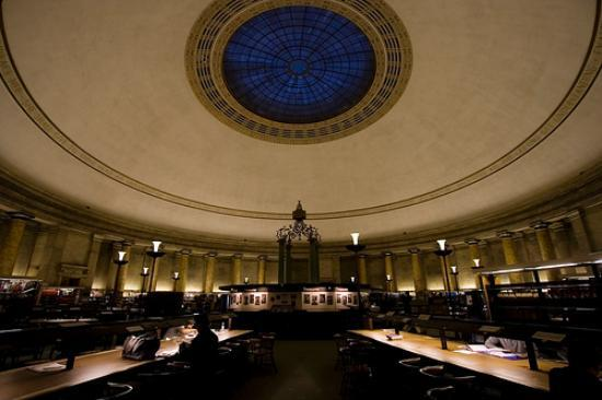 Manchester Central Library : Central Repository