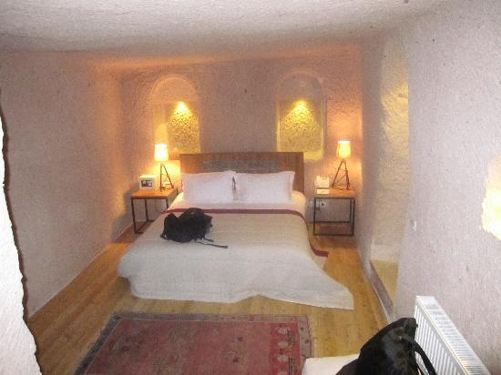 Argos in Cappadocia: One of our rooms