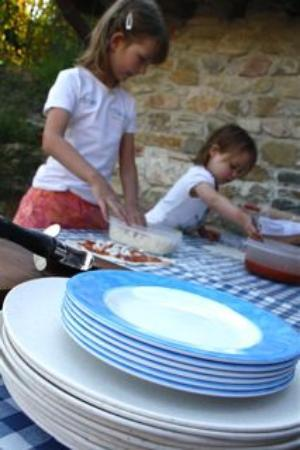 Alsagra: Pizza making for all the family