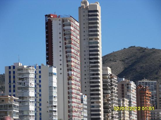 Las damas benidorm spain apartment reviews photos for Apartment reviews