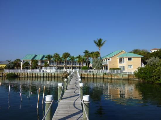 Jupiter Waterfront Inn: View from the water
