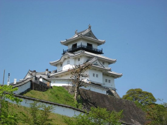 Kakegawa, Japon : castle