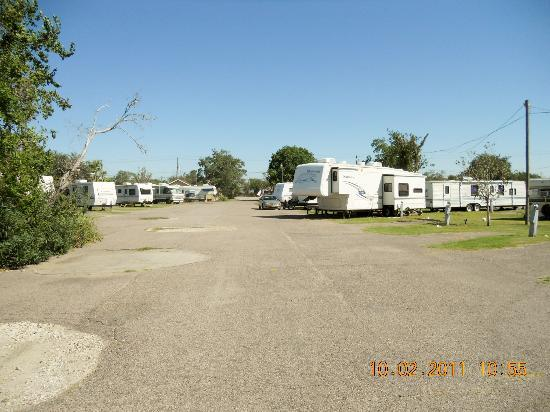 Sunset RV Park: Park View