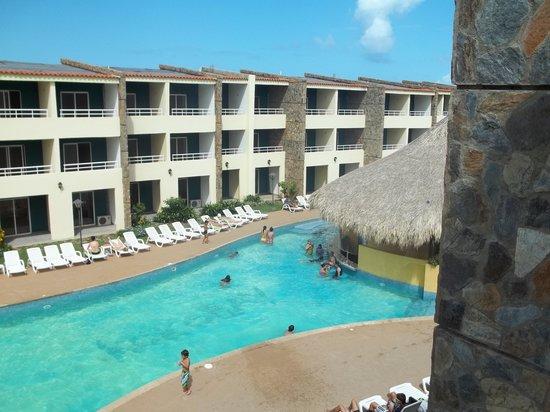 Hotel Kokobay: vu de la chambre 421