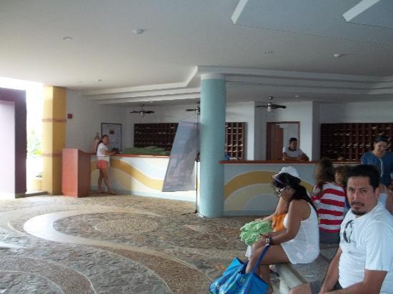 Hotel Kokobay: reception