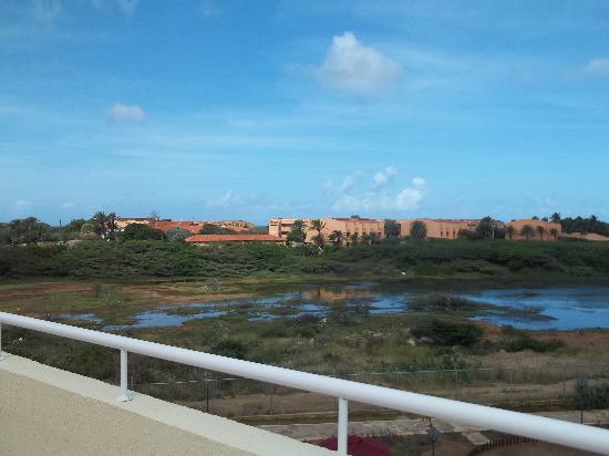 Hotel Kokobay: hotel le plus proche..costa caribe lti