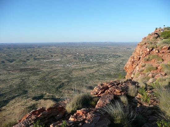 Alice Springs, Austrália: Alice from Mt Gillam
