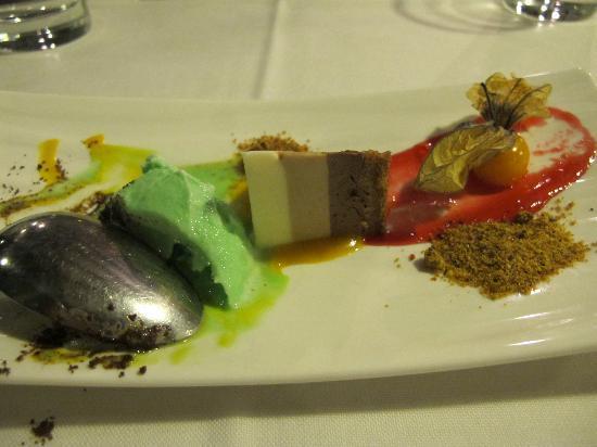 Restaurante El Corregidor: Dessert - tasted store bought!