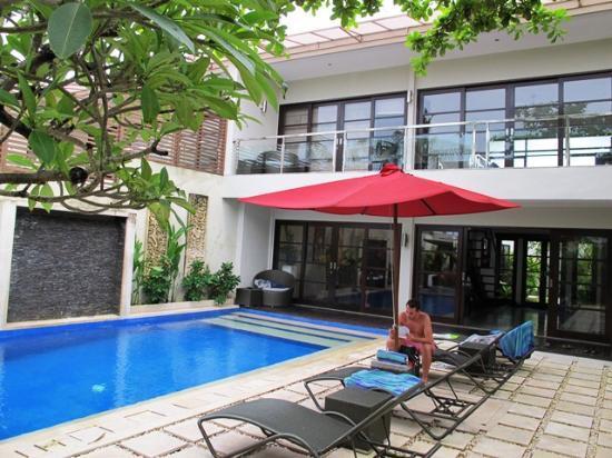 Cintaku Villas: Cintaku Villa Pool Area