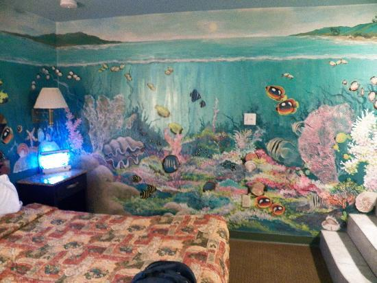 Econo Lodge Absecon : Loved Being Under the Sea!