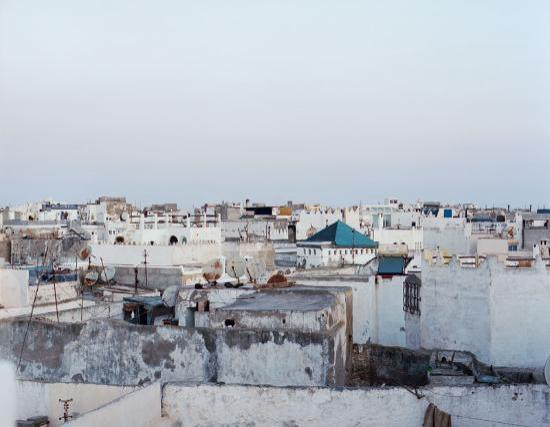 Riad 'Chez Dar Ma' : View from the terrace roof