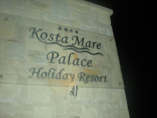 Kosta Mare Palace Hotel: l'hotel
