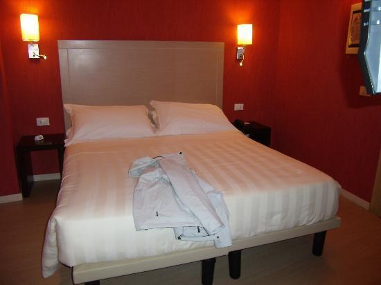 Best Western Hotel Porto Antico : camera doppia