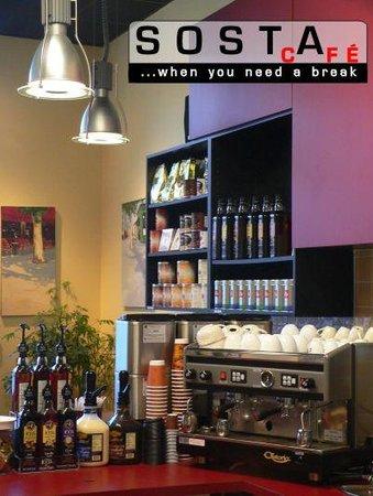 Sosta Cafe
