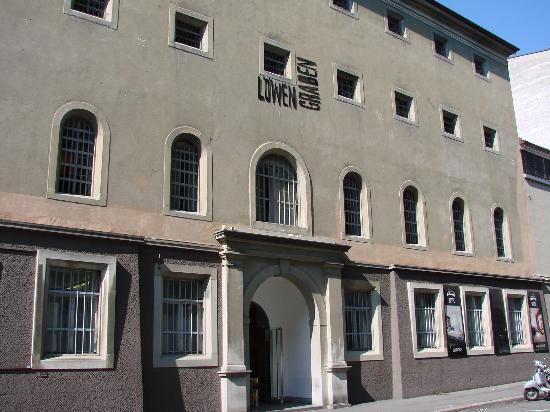 Jailhotel Loewengraben: hotel