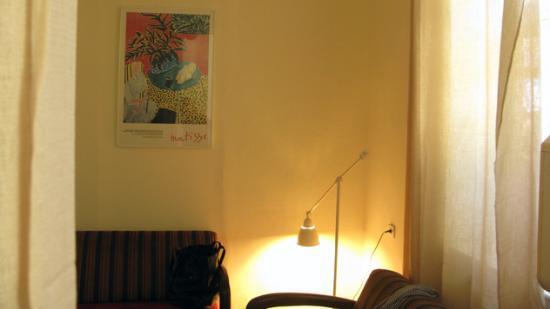 Villa Vilina Oasis in Neve Tzedek: Livingroom