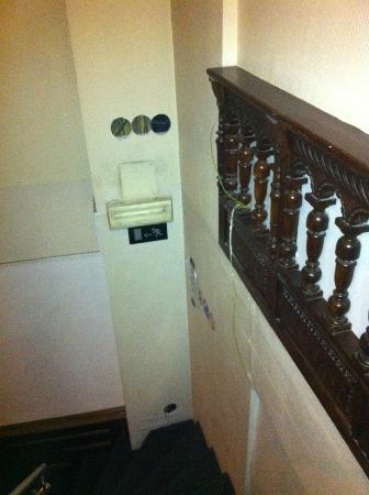 Hostel Grand Place: Couloir