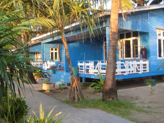 Chaungtha, Birmania: Seafront-Bungalows
