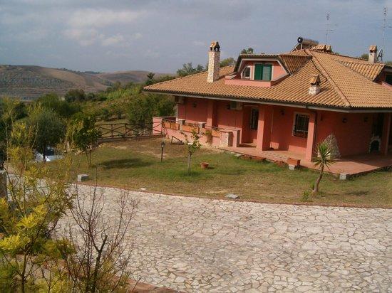 Alla Quercia: la villa
