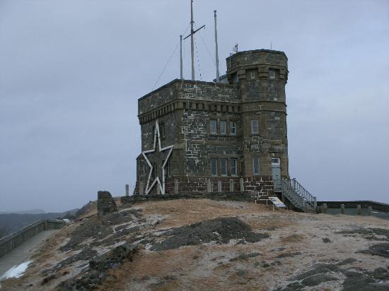 ซิกแนลฮิลล์: Top of Signal Hill