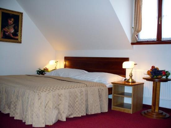 GJ Residence Na Vinohradu: room C