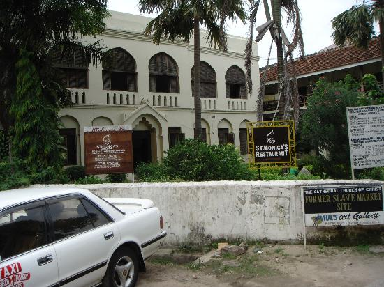 St. Monica's Lodge: St.Monica`s Hostel