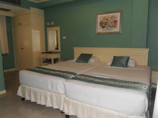 Eurana Boutique Hotel: Big Beautiful Room...