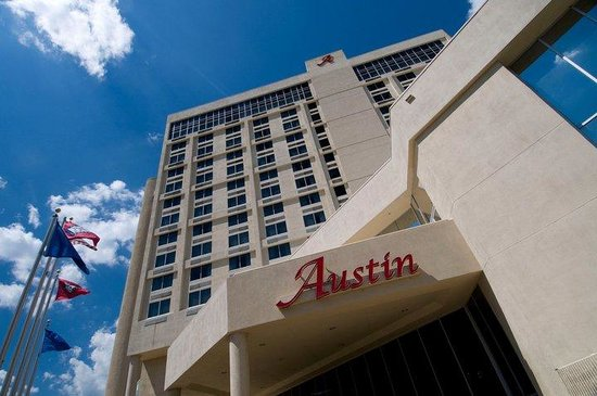 The Austin Convention Hotel & Spa: The Austin Covention Hotel & Spa